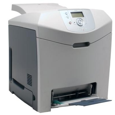 Lexmark C524 printer