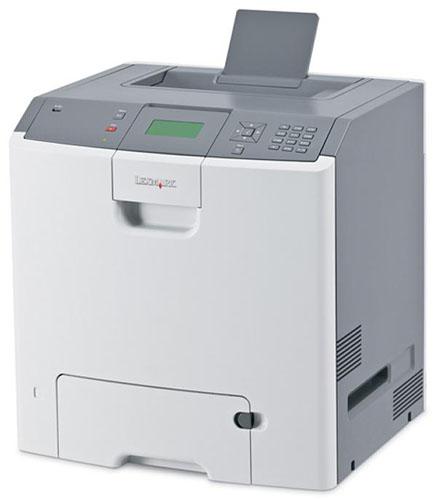 Lexmark C736de printer