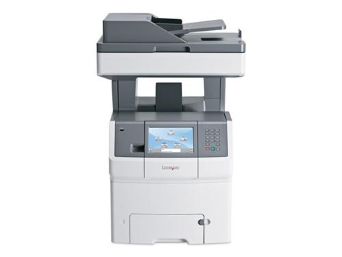 Lexmark X738de printer