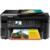 Epson WorkForce WF3520 printer